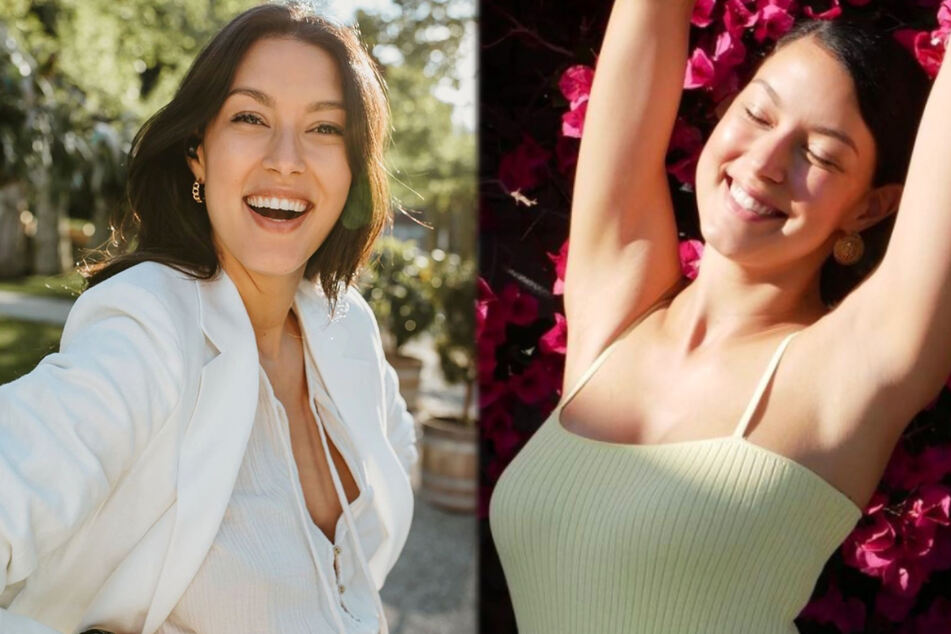 Model und Fernsehmoderatorin Rebecca Mir (29) hat rund eine Million Instagram-Follower.