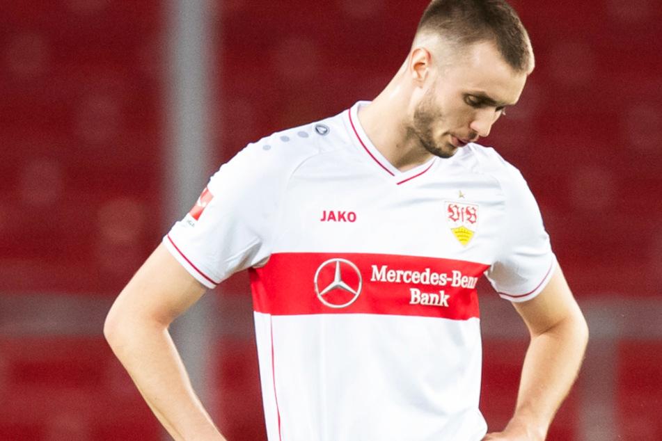 Wird dem VfB Stuttgart erstmal fehlen: Stürmerstar Sasa Kalajdzic (24).
