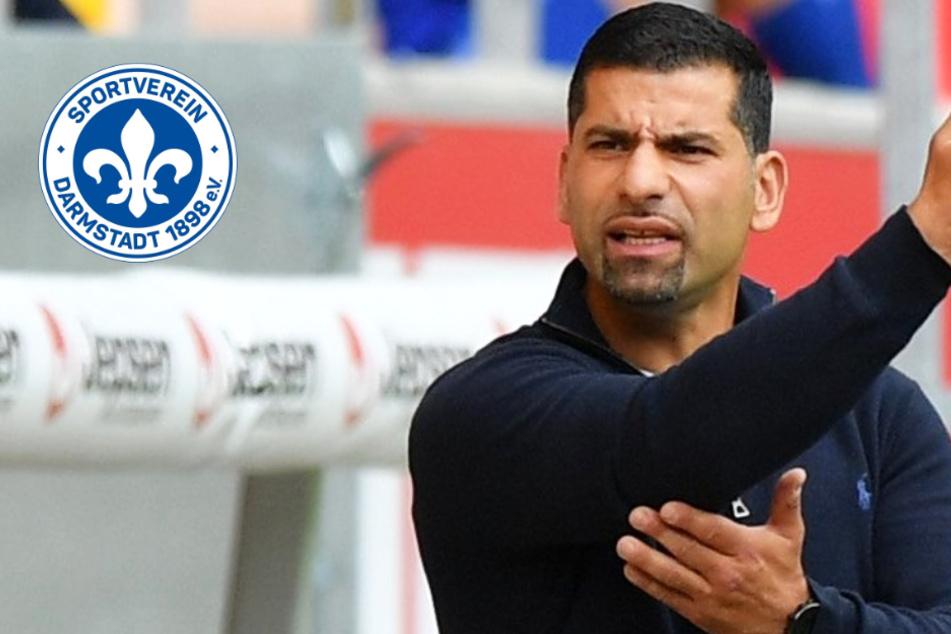 """SV Darmstadt 98: Trainer Dimitrios Grammozis will letztes Spiel """"unbedingt gewinnen"""""""