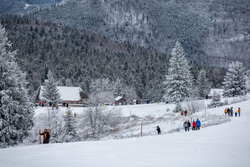 Nebel, Glätte und Schnee: Das rollt jetzt auf uns zu!