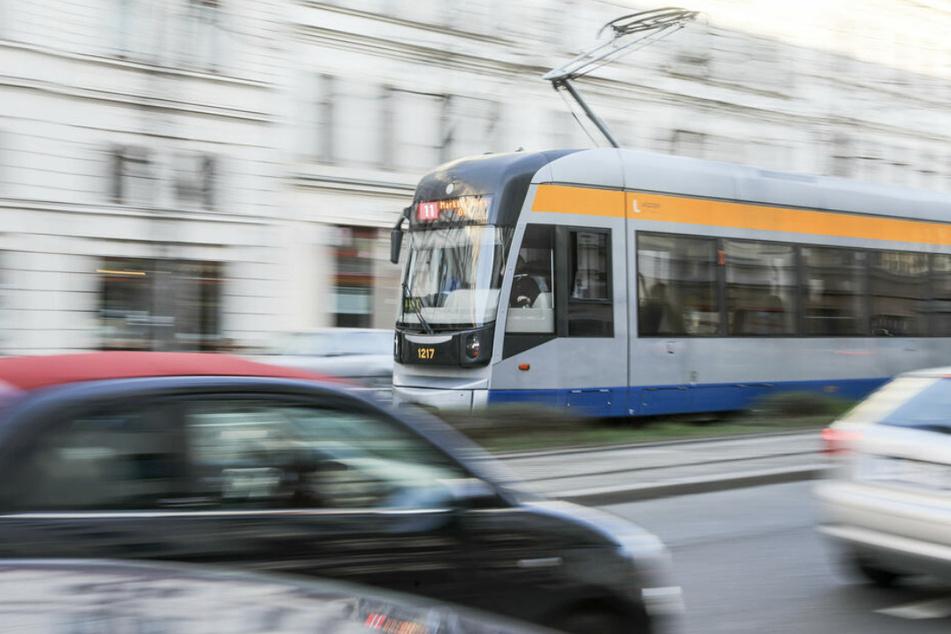 Der Osten und Westen von Leipzig soll besser verbunden werden. (Symbolbild)