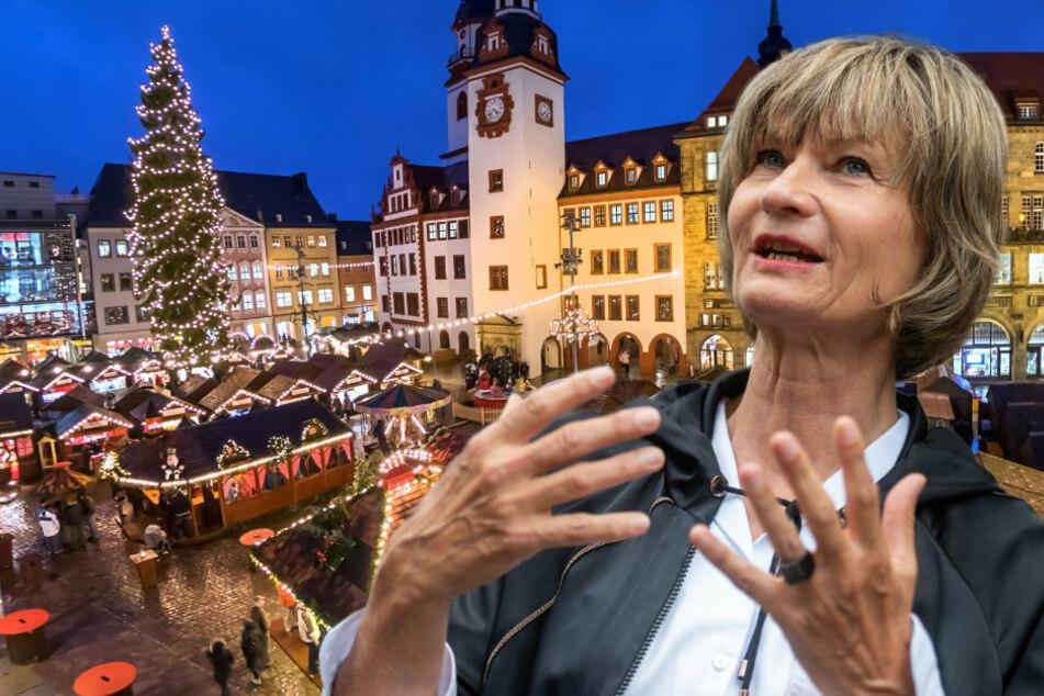 Gibt es dieses Jahr Weihnachtsmärkte? Unsicherheit in Chemnitz und im Erzgebirge
