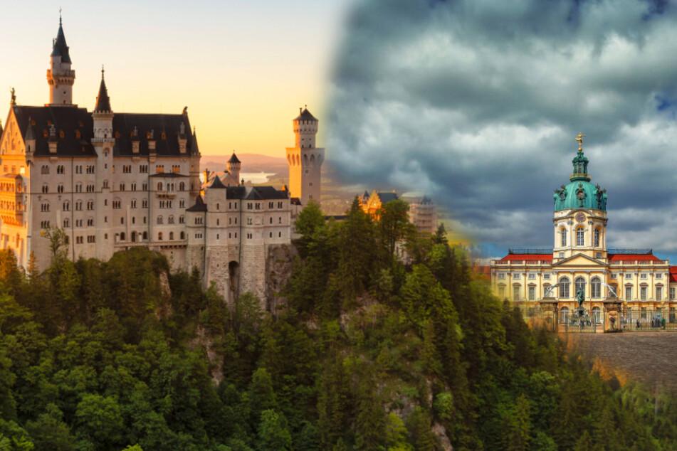 Wie im Märchen! Die sieben schönsten Schlösser Deutschlands