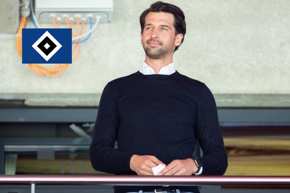 HSV-Sportvorstand Jonas Boldt bald in Italien?
