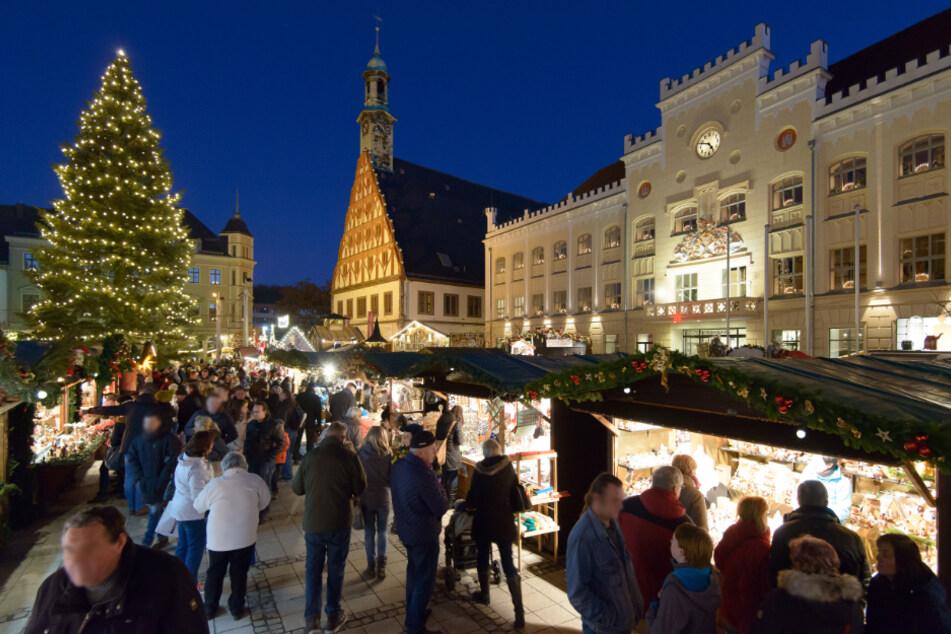 Nächste Absage: Kein Weihnachtsmarkt in Zwickau