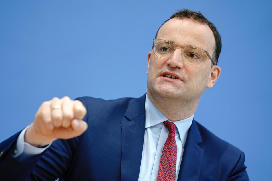 Bundesgesundheitsminister Jens Spahn (40, CDU).