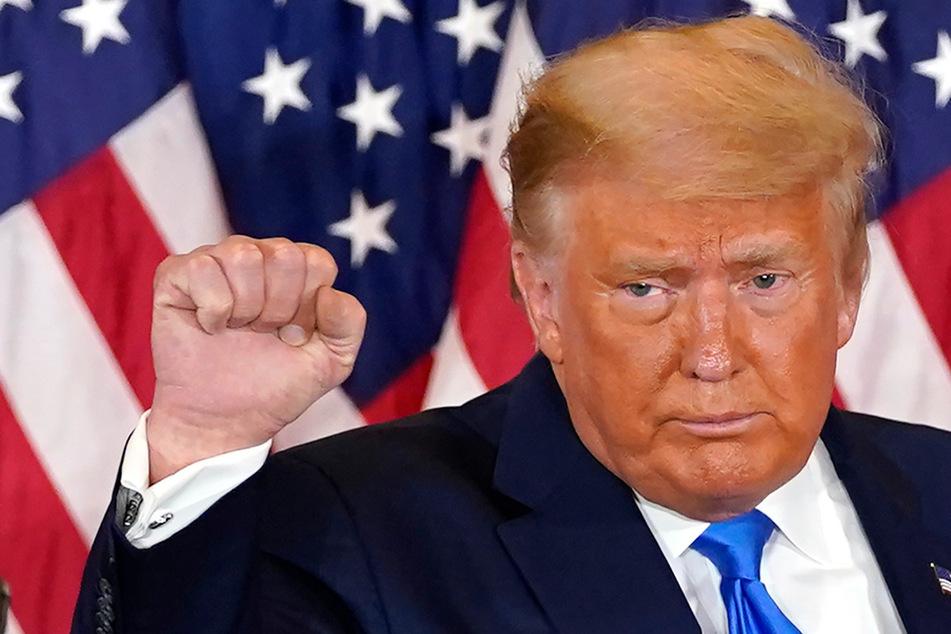 Trump gibt erstes Interview als Ex-Präsident und macht mysteriöses Versprechen