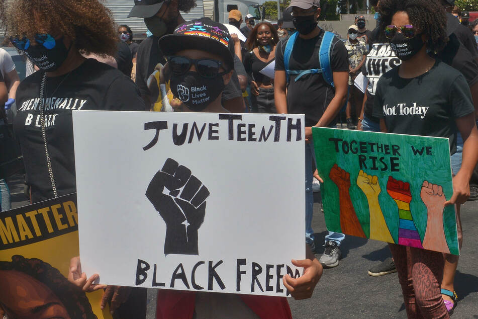 First federally recognized Juneteenth marks day of celebration, remembrance, and action