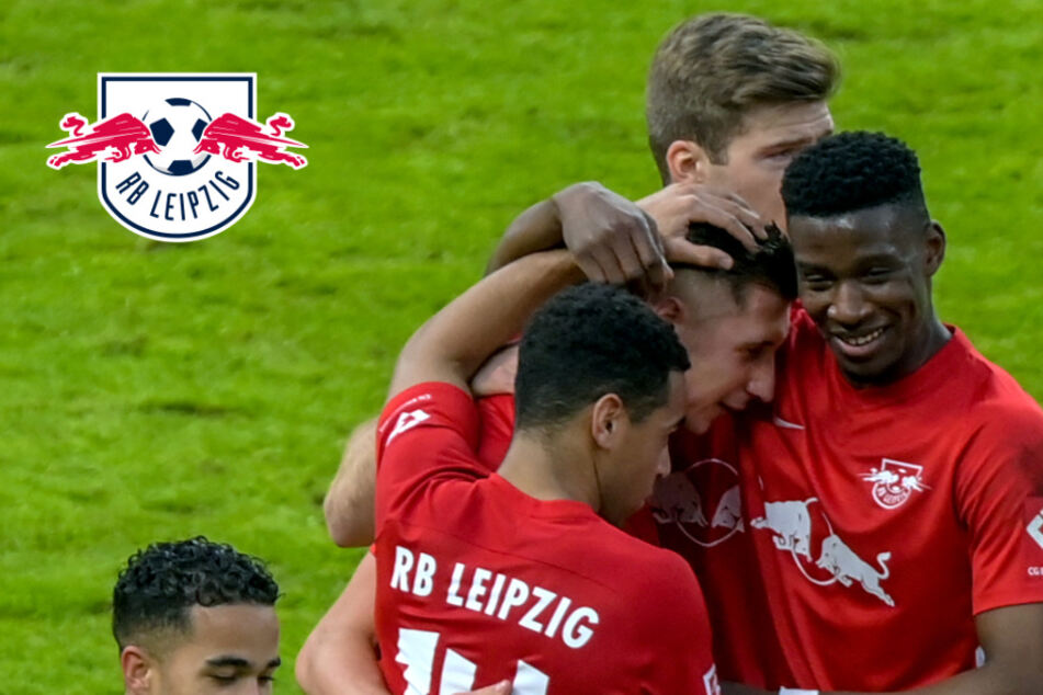 Fünf Punkte in sieben Tagen aufgeholt: Wie RB Leipzig den Titelkampf gegen die Bayern spannend macht