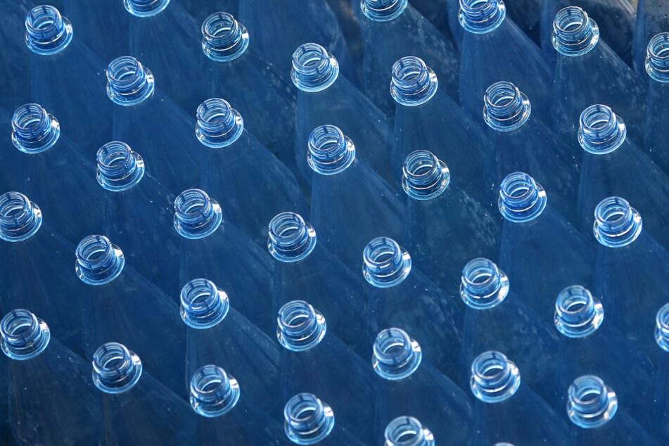 Mehrwegflaschen eignen sich nicht zum Sammeln.