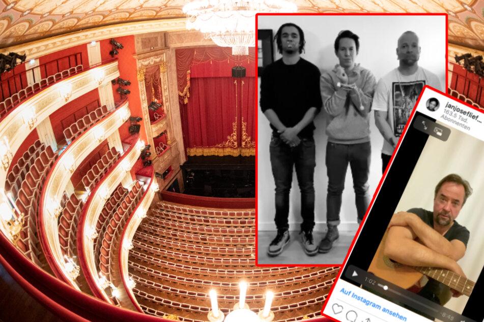 München: Verstummt: So protestierten Deutschlands Musiker im Netz gegen das Corona-Bühnen-Verbot