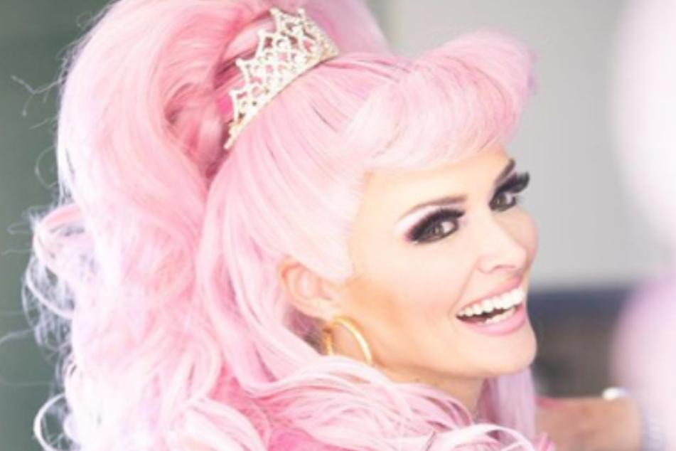 Daniela Katzenberger mit rosafarbenen Haaren: Was ist denn da nur los?