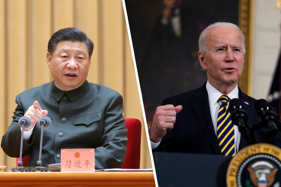Biden expands blacklist of Chinese firms with alleged military ties