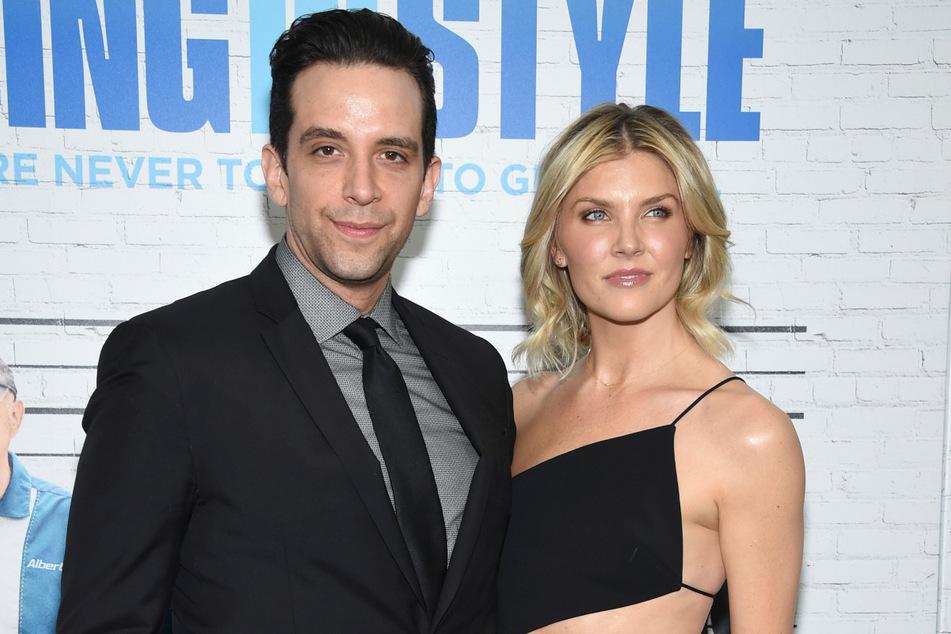 Nick Cordero (†41), in Kanada geborener Schauspieler, und seine Frau Amanda Kloots im März 2017 in New York.