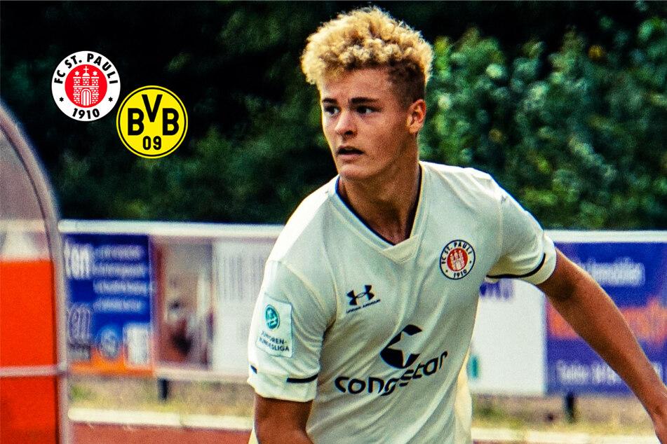 FC St. Pauli verliert Top-Talent und Nationalspieler an den BVB!