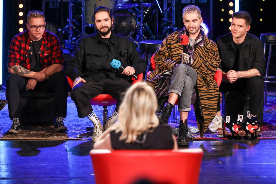 Tokio Hotel: So teilten sich Bill und Tom früher die Freundinnen!
