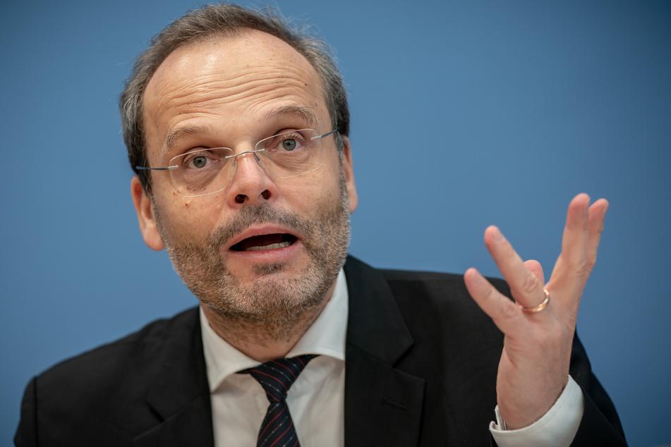 Felix Klein ist der Antisemitismus-Beauftragte der Bundesregierung.