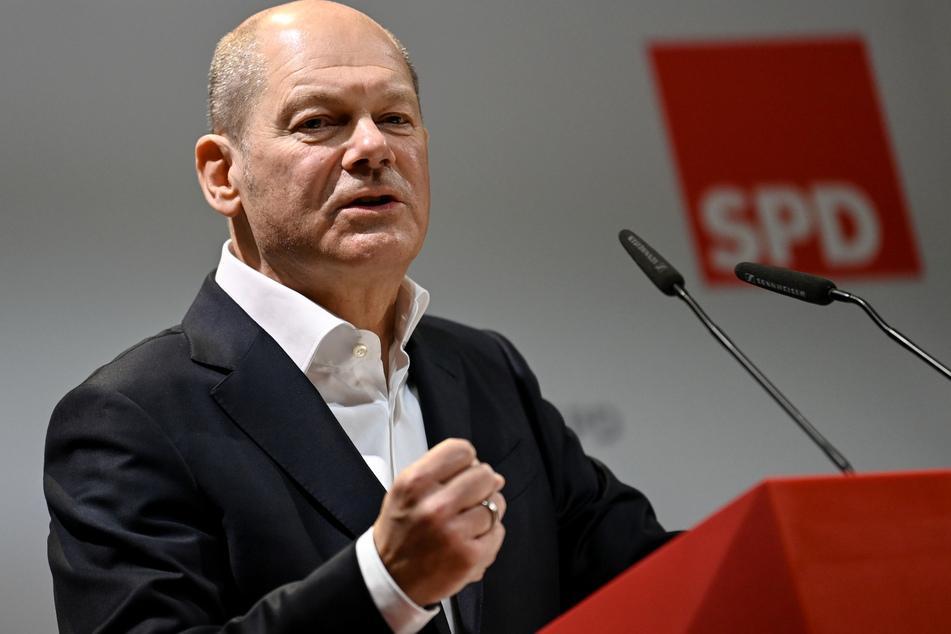 Bundesfinanzminister Olaf Scholz (SPD) will sich am Montag mit den Vorständen der Berliner Charité austauschen.