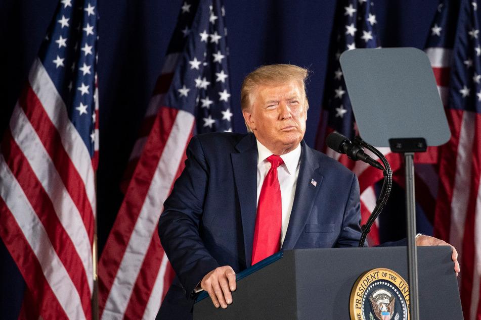 Guilfoyle sammelte Spenden für den Wahlkampf von US-Präsident Donald Trump (74).