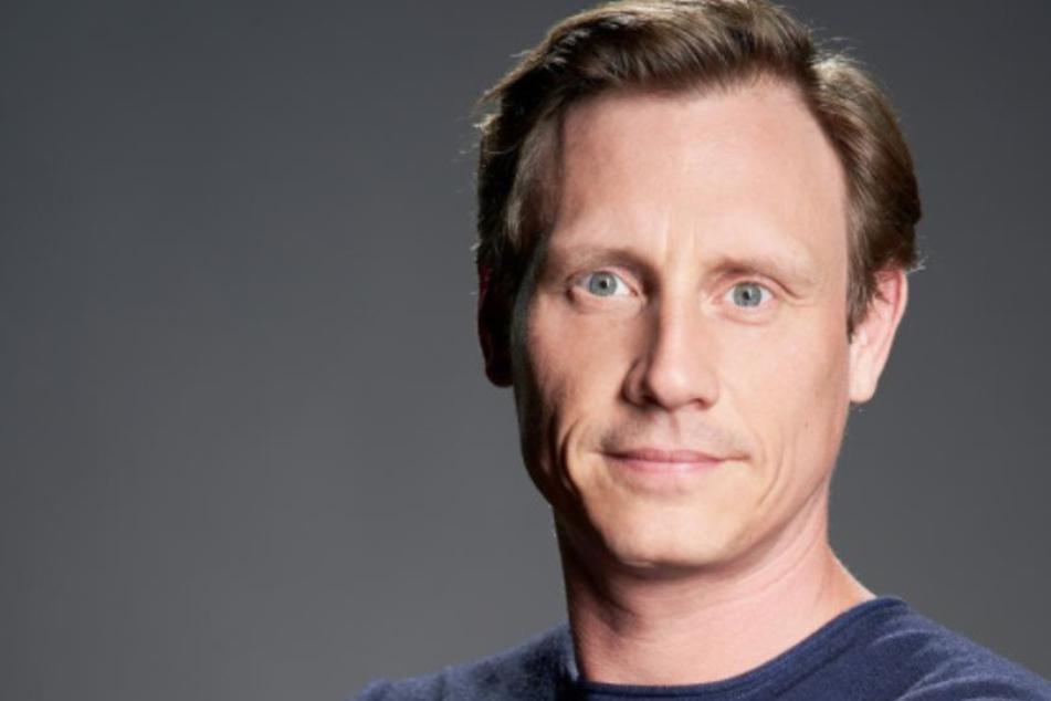 Patrick Kalupa (40) spielt Roman Kramer, Chef der Autobahnpolizei.