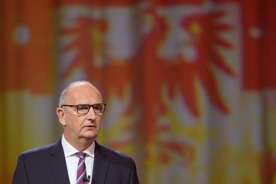 Dietmar Woidke (SPD), Präsident des Bundesrates und Ministerpräsident von Brandenburg.