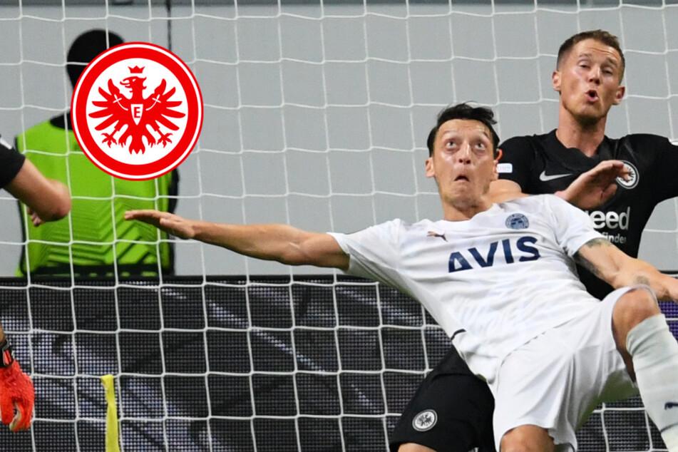 Özil trifft gegen die SGE: Eintracht startet mit Remis gegen Fenerbahce in die Europa League