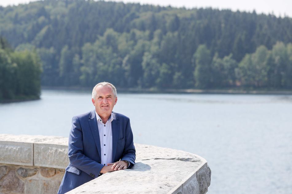 Regionalentwicklungsminister Thomas Schmidt (60, CDU).