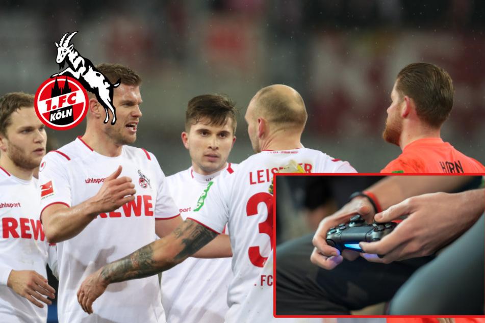 1. FC Köln: Spieler starten Fifa-Turnier für den guten Zweck