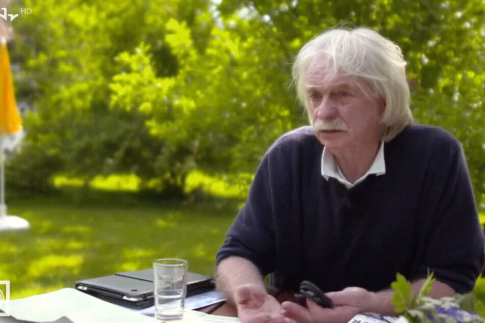 Axel Petermann (67) beschäftigt sich seit Jahren mit dem mysteriösen Fall.
