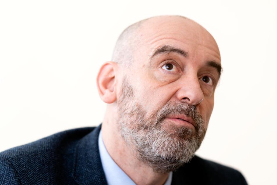 Bautzens OB Alexander Ahrens (54, SPD) wurde positiv auf das Coronavirus getestet.