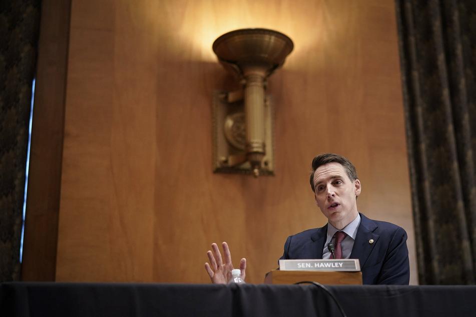 Sen. Josh Hawley represents Missouri in the US Senate.