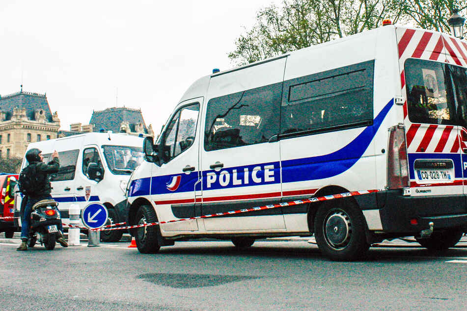 Die Polizei war in einem Pariser Vorort im Einsatz. (Symbolbild)