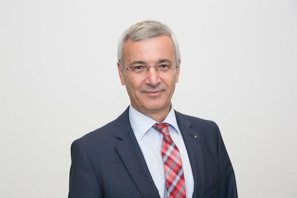 Rolf Keil, Verbandschef beim Landestourismusverband Sachsen.