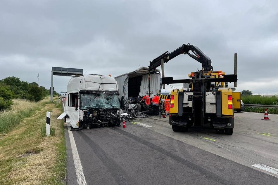 Auf der A2 ereignete sich gegen 4.14 Uhr ein schwerer Folgeunfall.