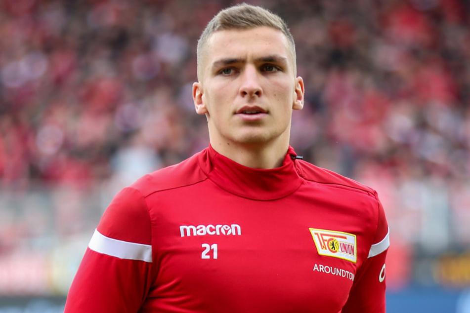 Grischa Prömel (25) hat seinen auslaufenden Vertrag bei Union verlängert.