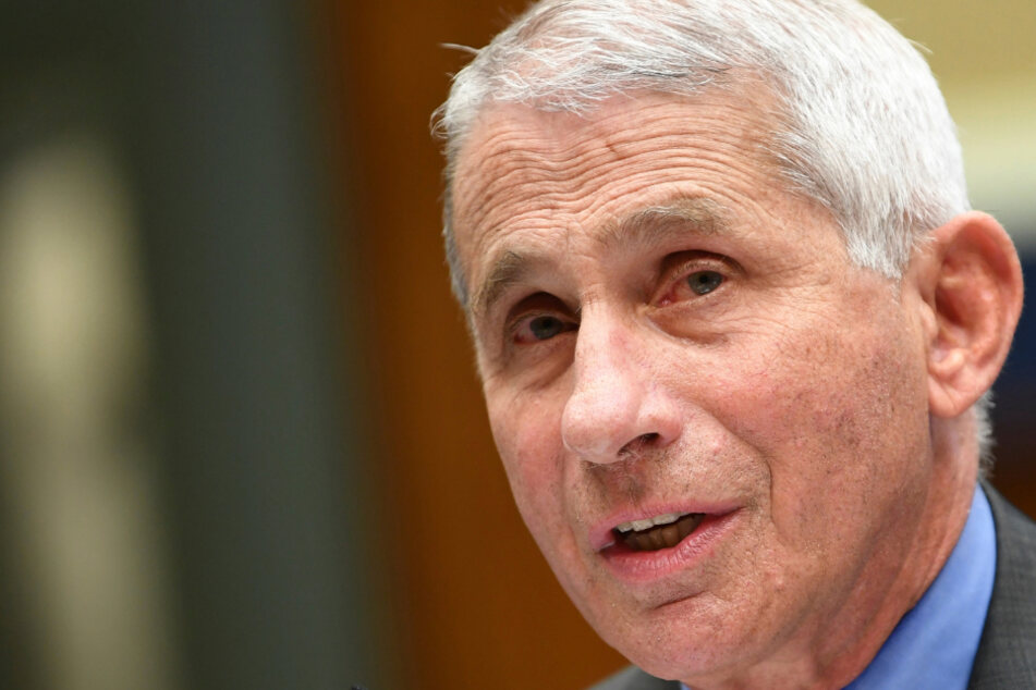 US-Top-Experte Anthony Fauci (79).