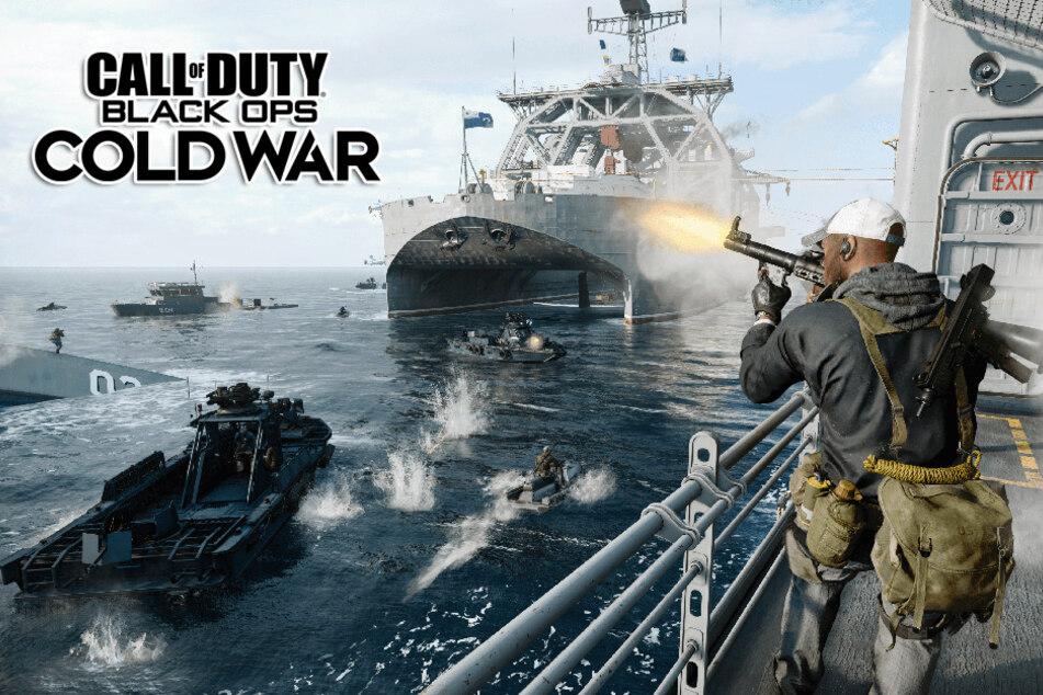 Kalter Krieg im Wohnzimmer: Call of Duty sprengt die Erwartungen ... zum Teil