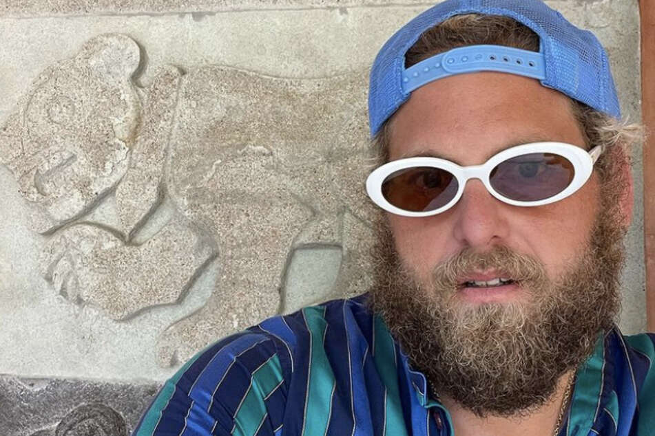 Jonah Hill debuts new tattoo with a strong message