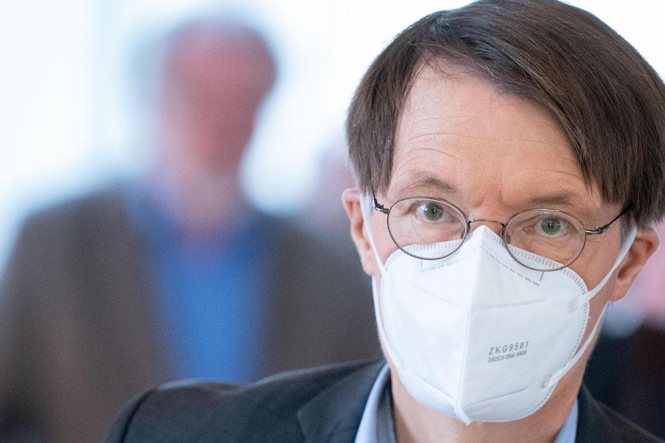 SPD-Gesundheitspolitiker Karl Lauterbach (57). (Archivbild)