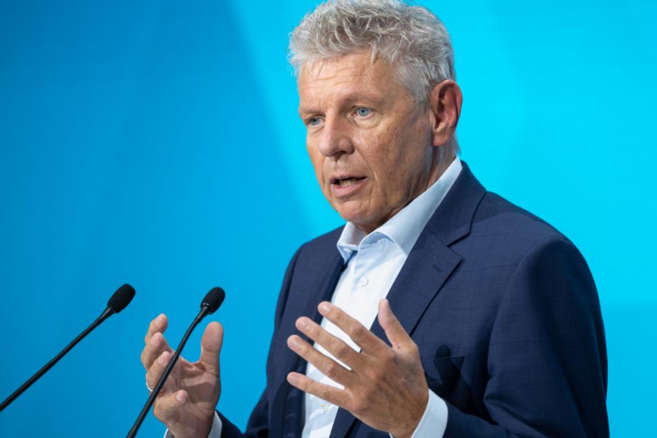 Münchens Oberbürgermeister Dieter Reiter (62, SPD).