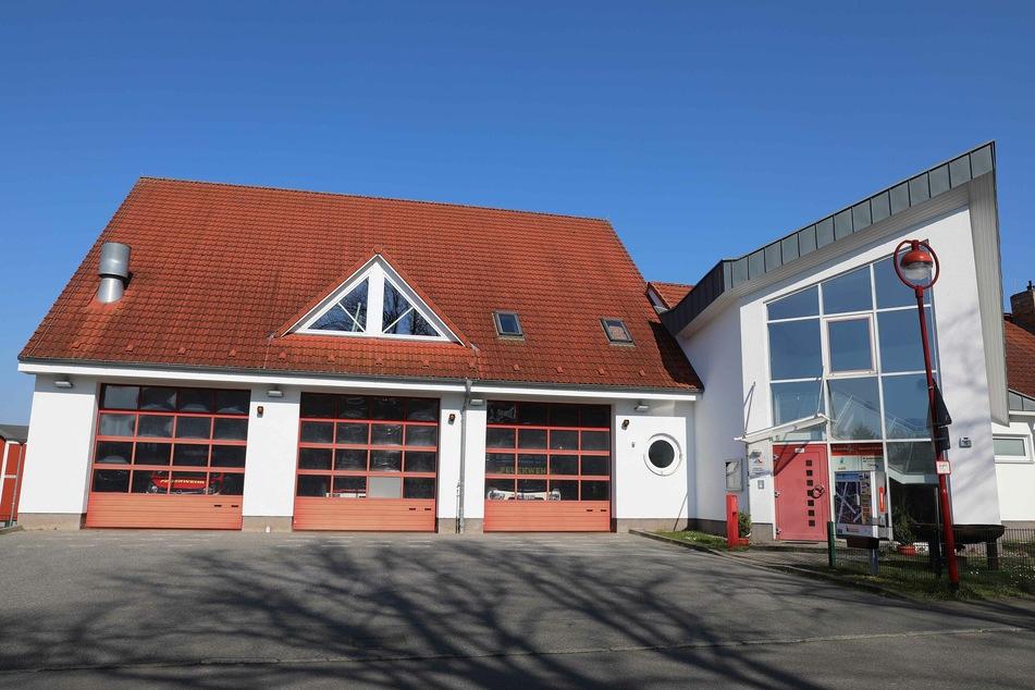 Die Feuerwache Gehlsdorf blieb am Donnerstag zu.