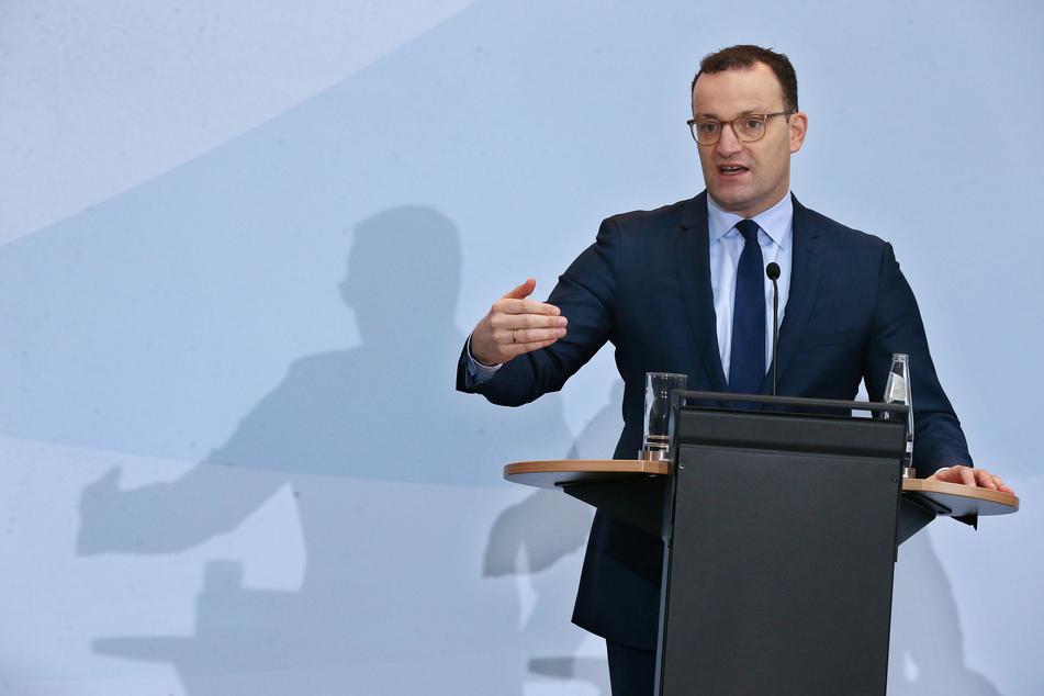 Bundesgesundheitsminister Jens Spahn (CDU) will für ausreichend Corona-Impfstoff in Deutschland sorgen.