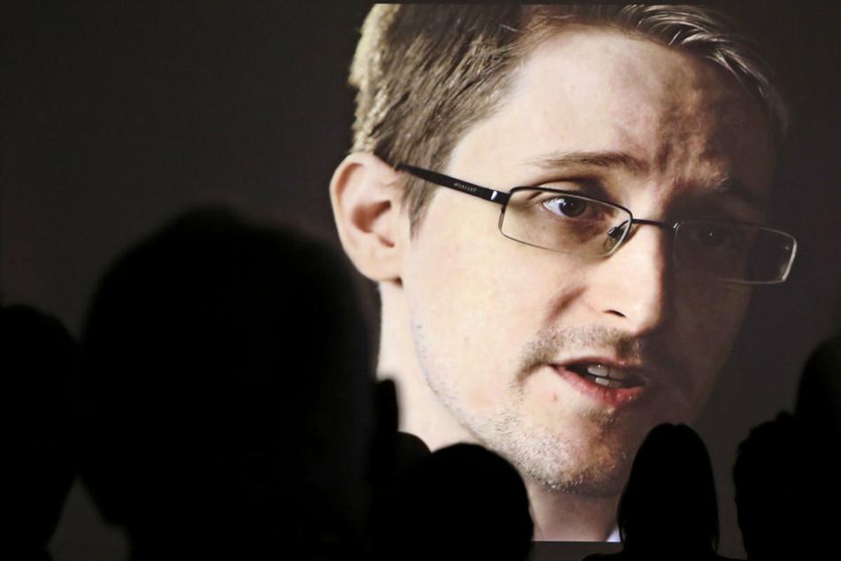 Für Millionen! Digitales Porträt von Whistleblower Edward Snowden versteigert