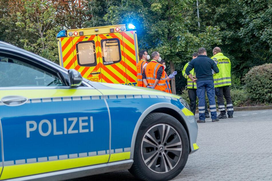 Die Polizei schloss nach ersten Erkenntnissen als Ursache für den Unfall gesundheitliche Probleme nicht aus. (Symbolbild)