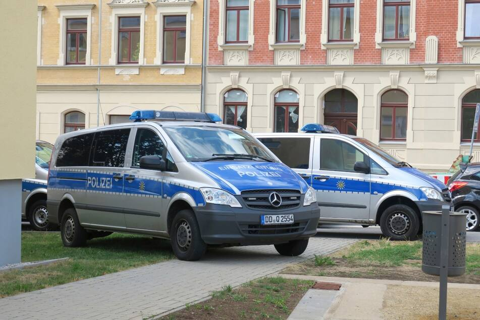 Auf der Tschaikowskistraße in Chemnitz kam es am Sonntagabend mutmaßlich zu einer rassistischen Attacke (Archivbild).