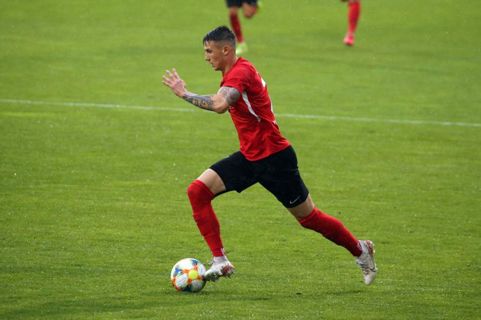Dynamo Dresden hat sich die Dienste von Panagiotis Vlachodimos gesichert.
