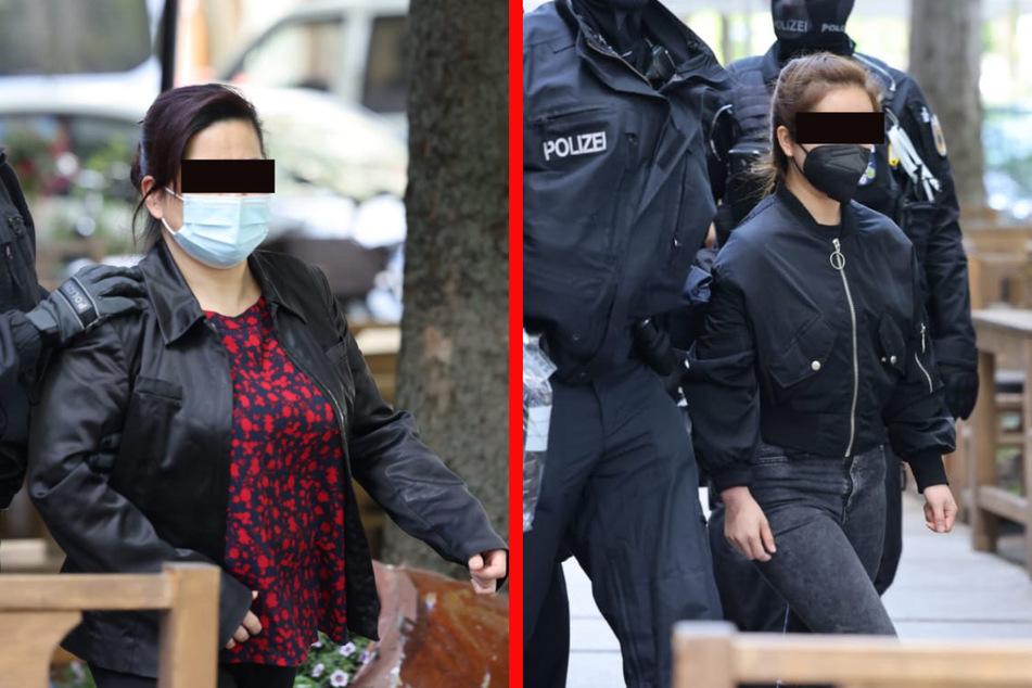 Gegen zwei Frauen, die sich illegal in Deutschland aufhalten sollen, wird nun ermittelt.