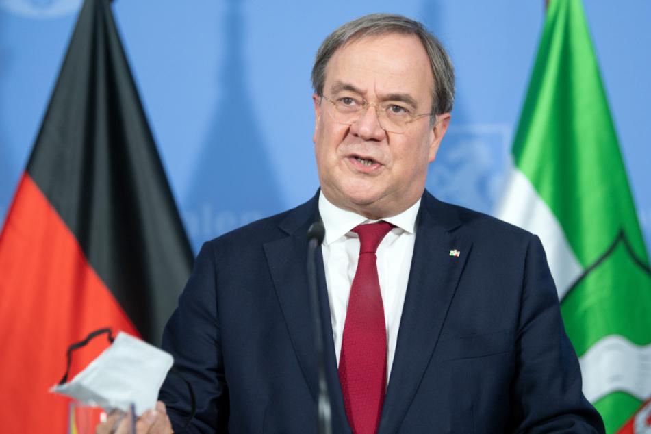 Armin Laschet (59, CDU).
