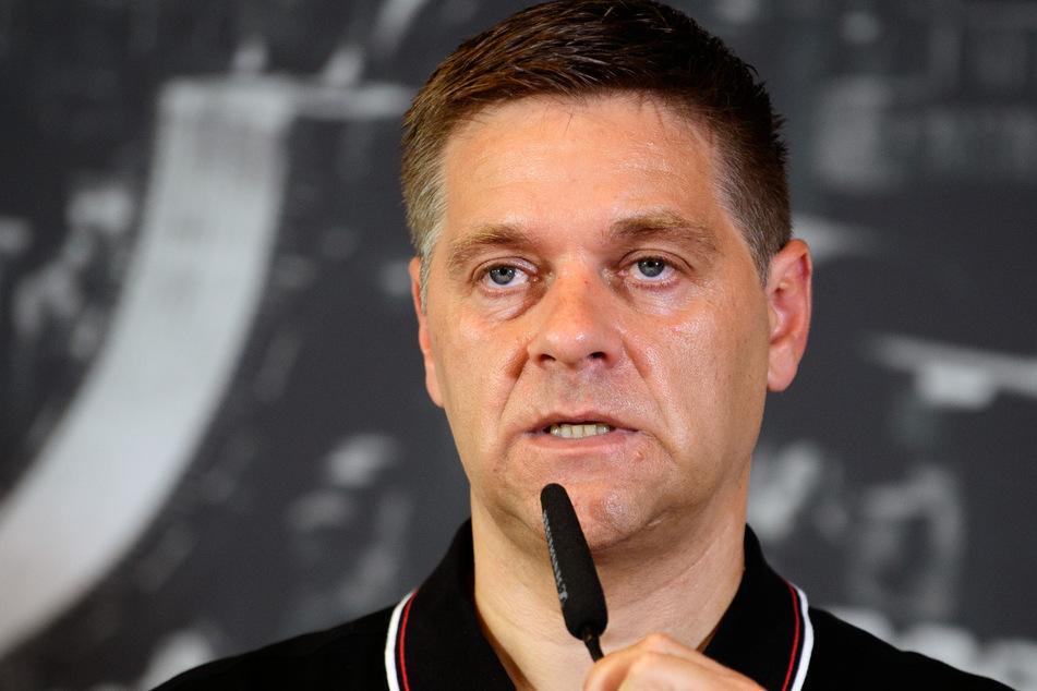 Union-Geschäftsführer Oliver Ruhnert (47). (Archivbild)