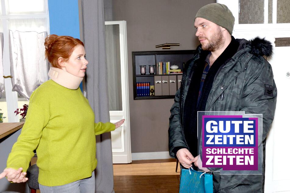 """GZSZ: """"Ich liebe Dich"""": Gibt GZSZ-Toni Erik noch eine Chance?"""